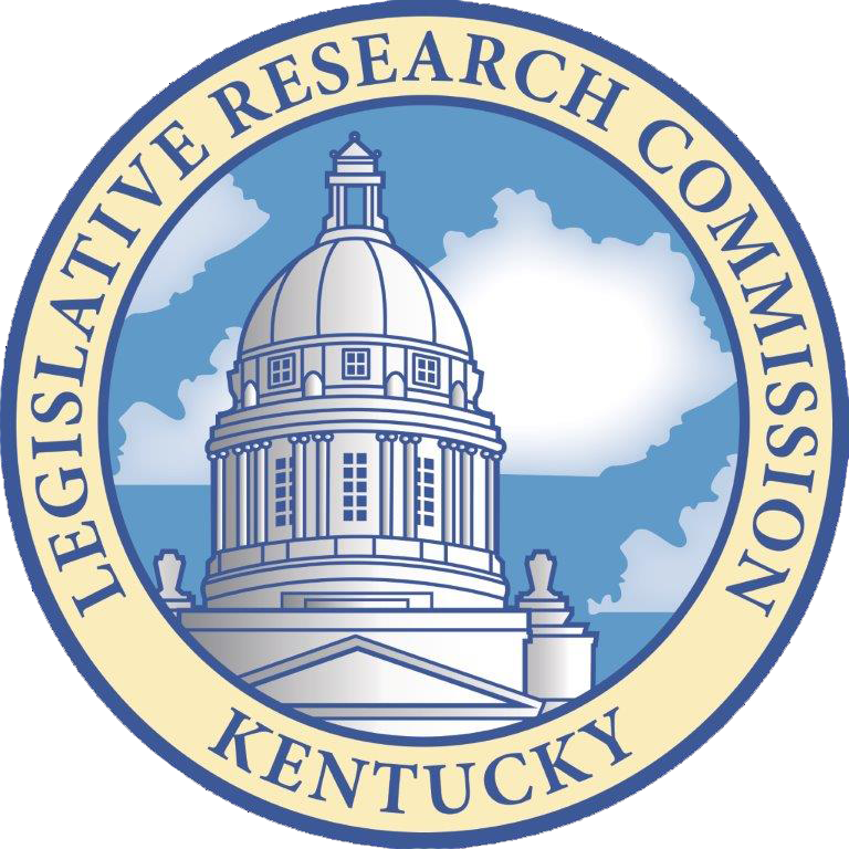 Seal of the Legislative Research Commission